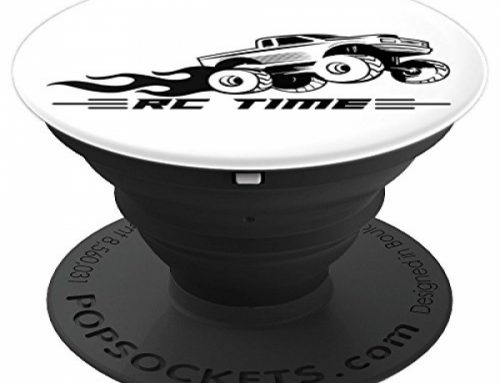 RC Time RC Truck PopSocket Radio Save a watch on Vehicle Buggy – PopSockets Grip and Stand for Telephones and Pills