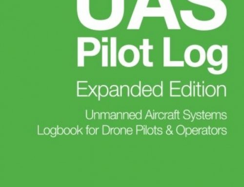 UAS Pilot Log Expanded Edition: Unmanned Plane Systems Logbook for Drone Pilots & Operators