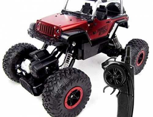TOYEN Gordve GV641 1/18 Scale Electrical RC Vehicle Offroad 2.4Ghz 2WD High Scramble 35+Mph Distant Controlled Vehicle Truck