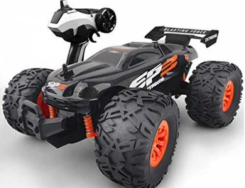 Gizmovine RC Automobile Toys, A ways away Contend with watch over Monster Truck with 2.4GHz Radio Managed Automobile Off Highway A ways away Contend with watch over Automobile for Younger other folks