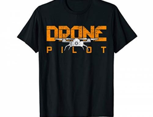 Drone T-Shirt Lifestyles Tshirt Pilot Tee Quadcopter Reward RC
