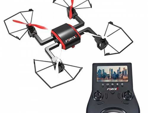Tech rc Mini Drone with Digicam – Focal level Drones with Digicam and Drones for Inexperienced persons w/ 720p Drone Digicam and FPV Video Drone Video display Far flung Alter