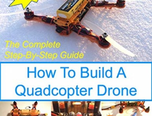 Systems to Invent a Quadcopter Drone: All the pieces you should learn about building your hold Quadcopter Drone with footage as a complete step-by-step handbook.