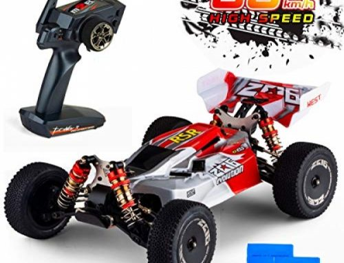 Remote Alter Vehicle,60+ KMH 1:14 Scale WLtoys 144001 Swiftly RC Autos for Adults Kids,four wheel drive Off Avenue Buggy Racing Vehicle with 2 Batteries Gifts…