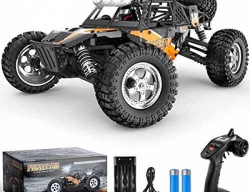 BEZGAR 3 Hobby Grade 1:12 Scale RC Vehicles, four wheel pressure High Bustle 42 Km/h All Terrains Electrical Toy Off Avenue Sand Rall Buggy RC…