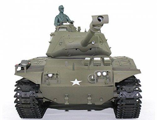 1/16 Henglong TK7.0 Plastic Walker Bulldog RC Tank Mannequin IR Airsoft 3839