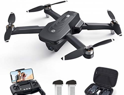 Holy Stone GPS Drone with 4K Digital camera for Adults – HS175D RC Quadcopter with Auto Return, Notice Me, Brushless Motor, Circle Hover, Waypoint Hover,…